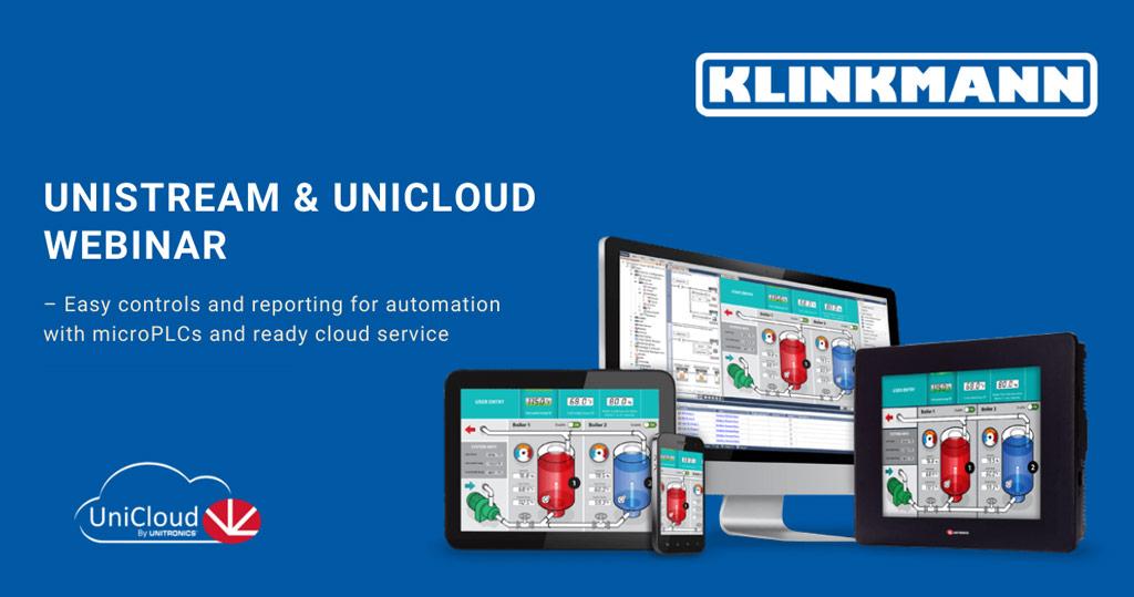Unitronics UniCloud and UniStream Webinar